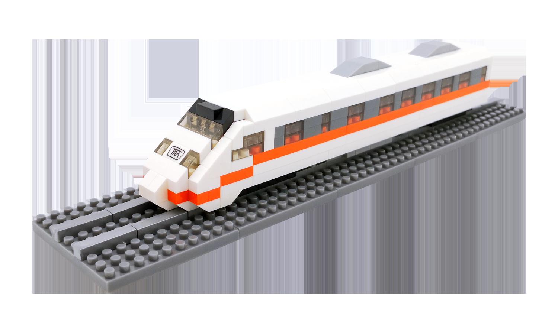 鐵道列車-太魯閣號